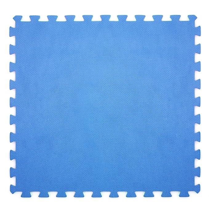 14 opinioni per 6x Tappetino blu 60x60cm fondo piscina protezione antiscivolo fondale 43871