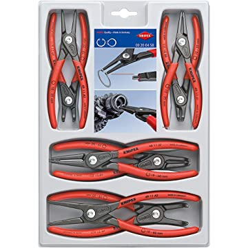 reliable Knipex 8-Piece