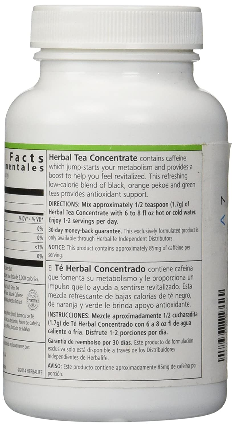 Herbalife Herbal Tea Concentrate Original, 3.5 oz.
