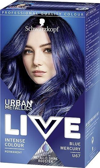 0413e85337b Schwarzkopf Urban Metallics Live Hair Colour