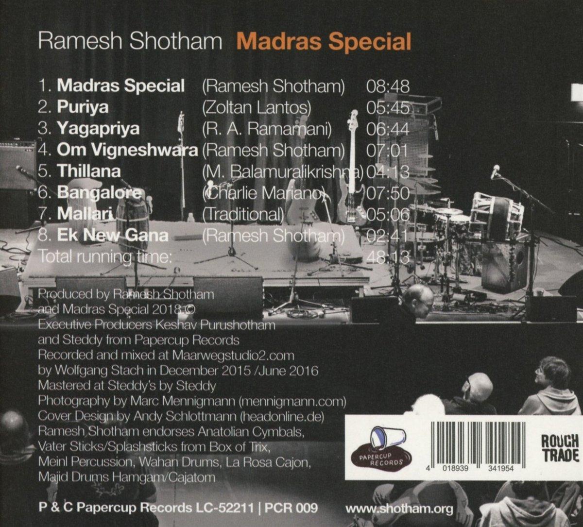 Here It Is! - Ramesh Shotham Madras Special: Amazon.de: Musik