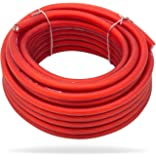 InstallGear 8 Gauge Red 25ft Power/Ground Wire True Spec and Soft Touch Cable