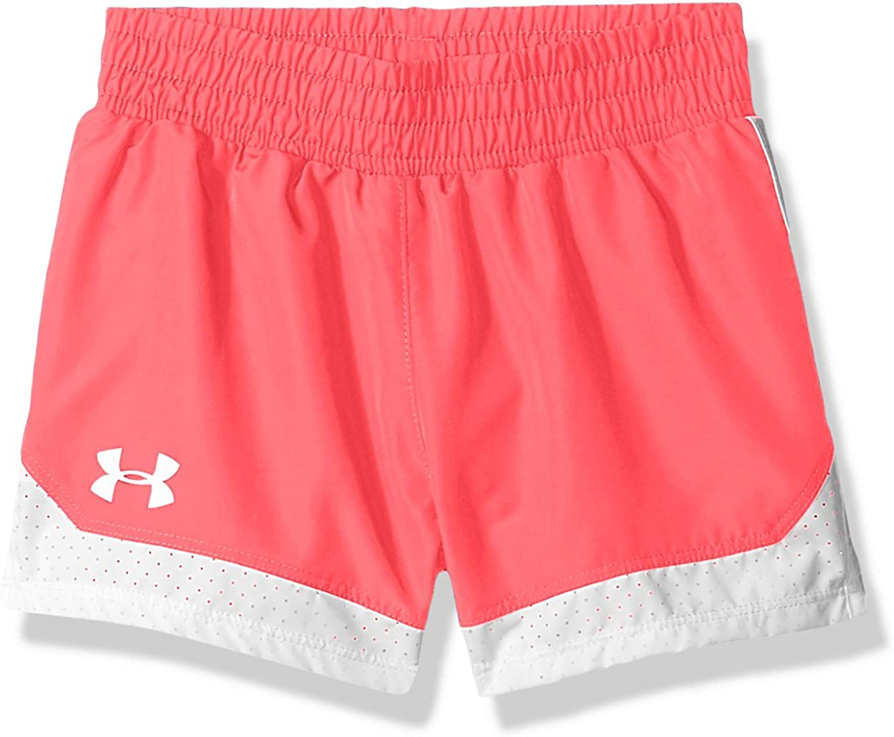 Under Armour Girls New Run Short Shorts