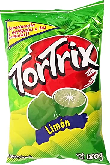 Tortrix Lemon 6.35 oz - Limon Paquete Familiar (Pack of 1)