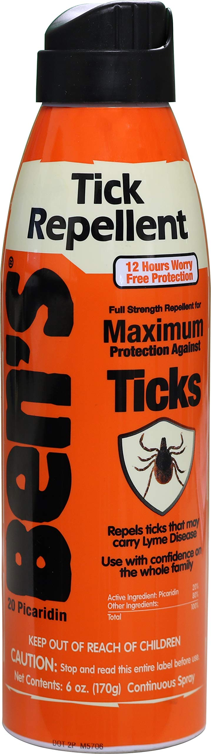 Bens Tick Repellent Picaridin 6oz