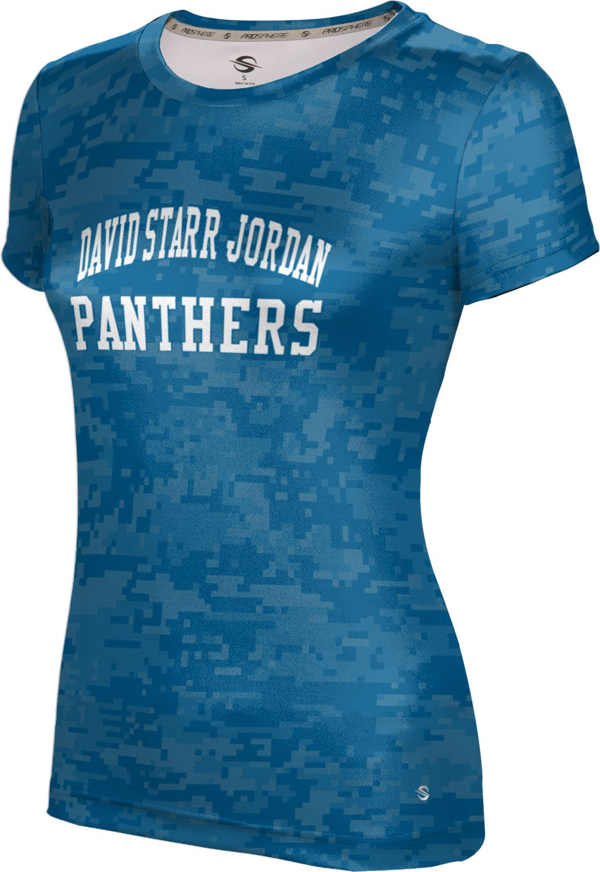 ProSphere Women's David Starr Jordan High School Digital Shirt (Apparel) EF2C2