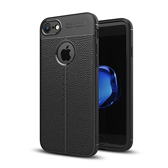 the latest 1afef 5fdef iPhone 8 Plus Case, iPhone 7 Plus Case, PeoTRIOL Apple iPhone 7/8 Plus  Cover Thin & Light Soft TPU Full Protect Screen Camera Case for 5.5