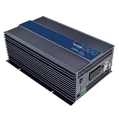 Samlex America PST-3000-12 Inverter Pure Sine 3000W: Automotive