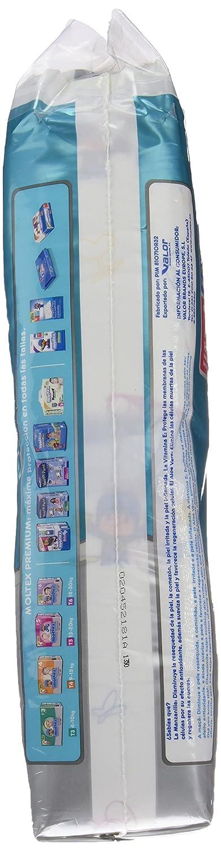 Moltex Premium Bolsa de Pañales Desechables - 70 Pañales: Amazon.es: Salud y cuidado personal