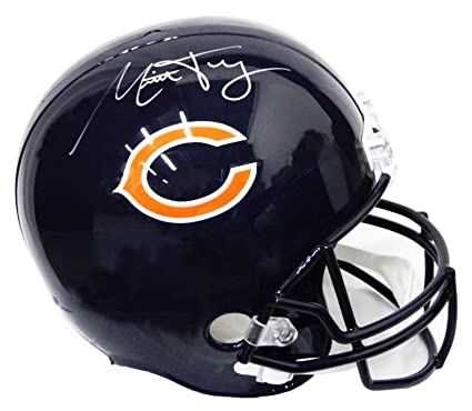 Image Unavailable. Image not available for. Color  Mitchell Trubisky Signed  Chicago Bears ... 295e5bcd2