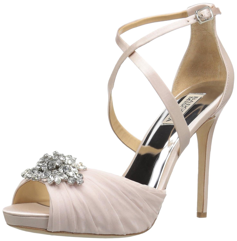 Badgley Mischka Womens Sadie Heeled Sandal