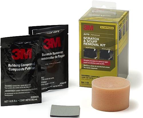 3M Scratch & Scuff Removal Kit, 39087