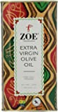 ZOE Extra Virgin Olive Oil, 1 Liter Tin