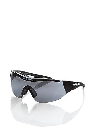 Uvex Gafas de Sol Track-2 Negro ÚNICA: Amazon.es: Ropa y ...