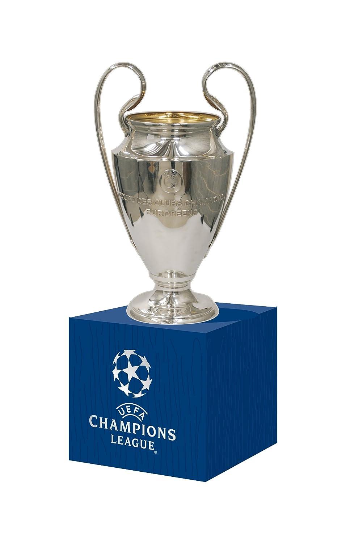 Unbekannt Uefa Champions League Replica Trophy On Podium–45mm–tamaño único UEFA-CL-45-HP