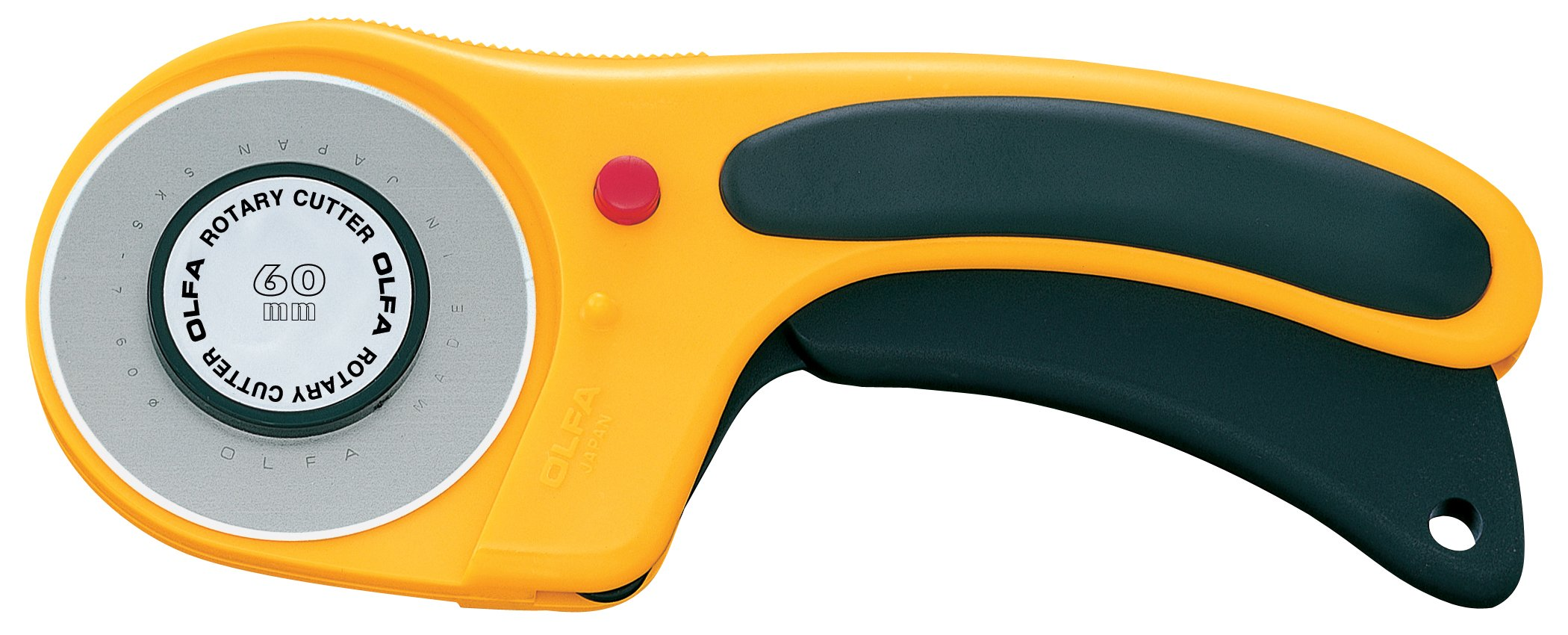Olfa Deluxe Rotary Cutter (60mm) by OLFA