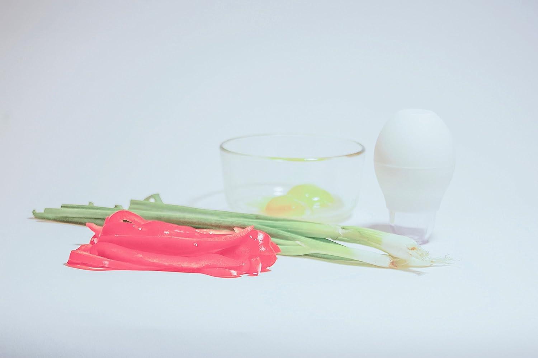 Silicone Egg Separator