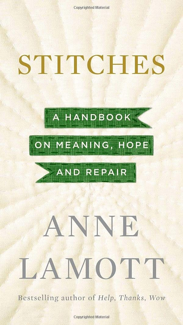 Stitches Handbook Meaning Hope Repair product image