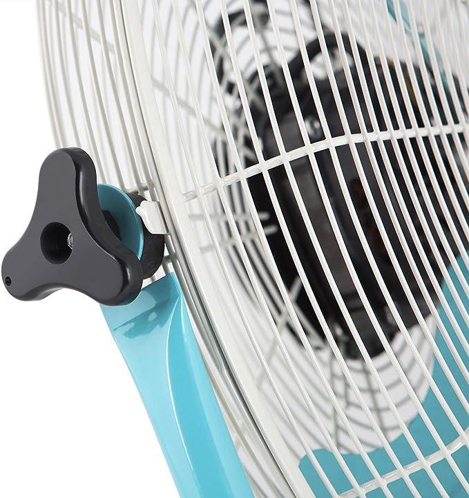 Orbegozo PW 1546 Ventilador industrial Power Fan, 135 W, Azul y ...