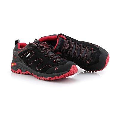 Mens Shoes TRIGLAV PTX Low-Black Red 42 Alpine Pro Freies Verschiffen Zuverlässig Billig Verkauf Neue Stile Billige Echte Mode-Stil Günstiger Preis O7P2o3ito