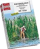 Busch Environnement - BUE1256 - Modélisme Ferroviaire - Herbes Hautes / Roseaux