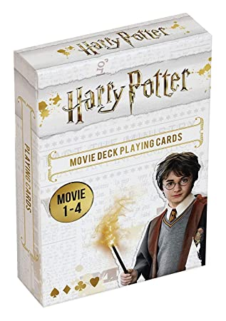 Cartamundi 108174128a Harry Potter - Juego de Cartas ...