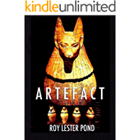 ARTEFACT : A rich family's haunted heirloom, an ancient Egyptian curse (Anson Hunter mystery thrillers Book 9)