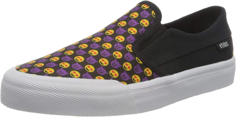 Etnies Women's Langston Slip on NEW before selling Shoe Skate unisex