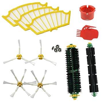 ASP ROBOT Recambios Roomba serie 500 505 510 521 530 531 532 534 535 545 550