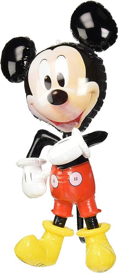 GF Toys 104001 - Mickey Mouse Hinchable