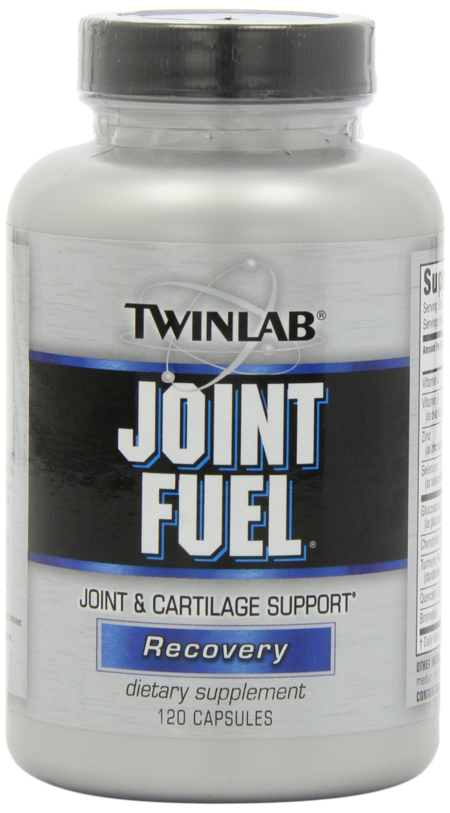 Twinlab Joint Fuel, Recovery, 120 Capsules