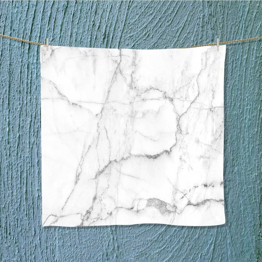 L Qn Fast Dry Towelnatural White Marble Texture Skin Tile Wallpaper Luxurious Background Maximum Softness W9 8 X W9 8 Amazon Co Uk Kitchen Home