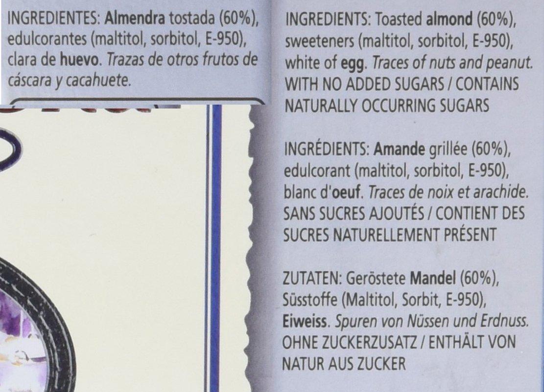 Antiu Xixona Turrón Crema de Almendras sin Azucares Añadidos - 200 g: Amazon.es: Amazon Pantry