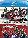 アベンジャーズ & アベンジャーズ/エイジ・オブ・ウルトロン ブルーレイセット(期間限定) [Blu-ray]