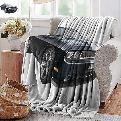 Swell Amazon Com Pearlrolan Custom Sofa Bed Throw Blanket Cars Creativecarmelina Interior Chair Design Creativecarmelinacom