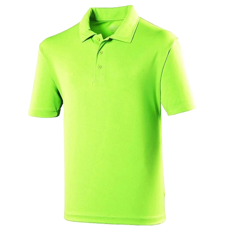 6089a76f2078 Just Cool Herren Polo-Shirt Sports  Amazon.de  Bekleidung