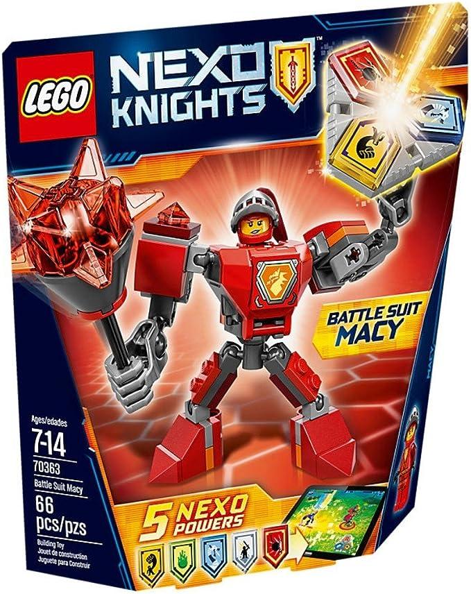 lego nexo knights 70356 amazon