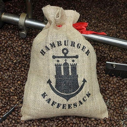 Kaffesäcke//Kaffesack//Jutesack ex Kaffee Elbgold Hamburg