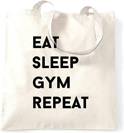 Comer dormir gimnasio repetir Fitness Hobby Lift músculos ...