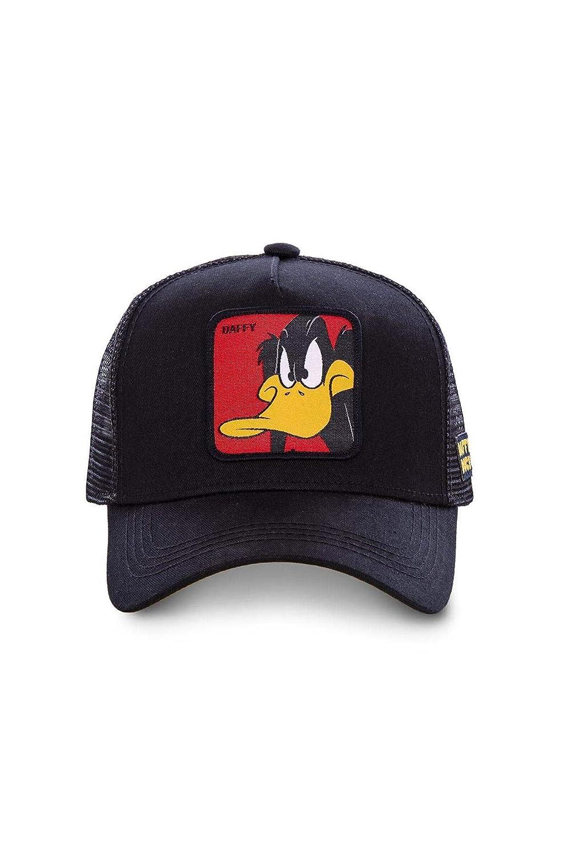 Collabs Gorra Lonely Tunes Daffy Negra Talla Unica