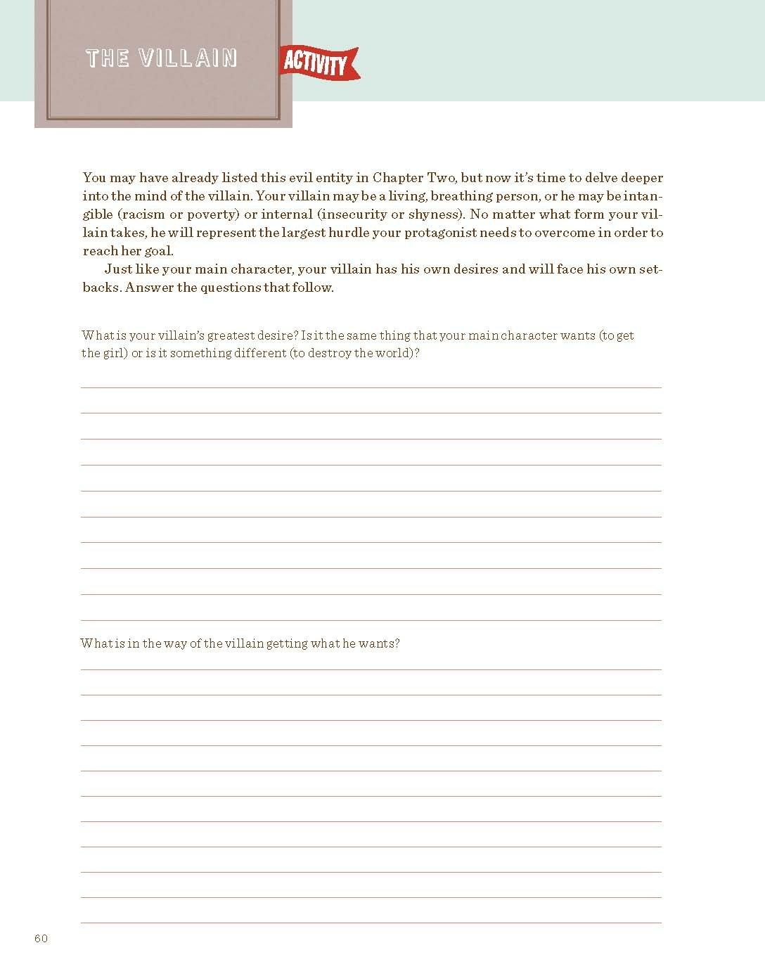 Ready, Set, Novel!: A Workbook: Lindsey Grant, Tavia Stewart ...