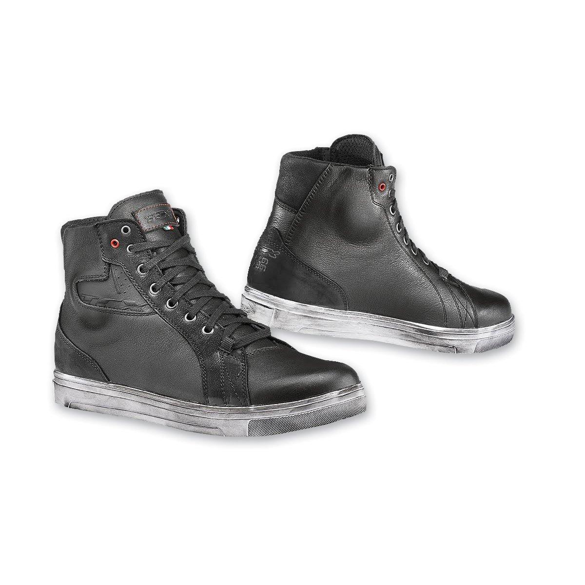 TCX Street Ace Waterproof Mens Street Motorcycle Shoes