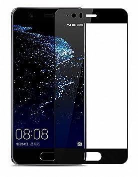 2 Pack)Huawei P10 Plus Protector de Pantalla, 3D Full Coverage ...