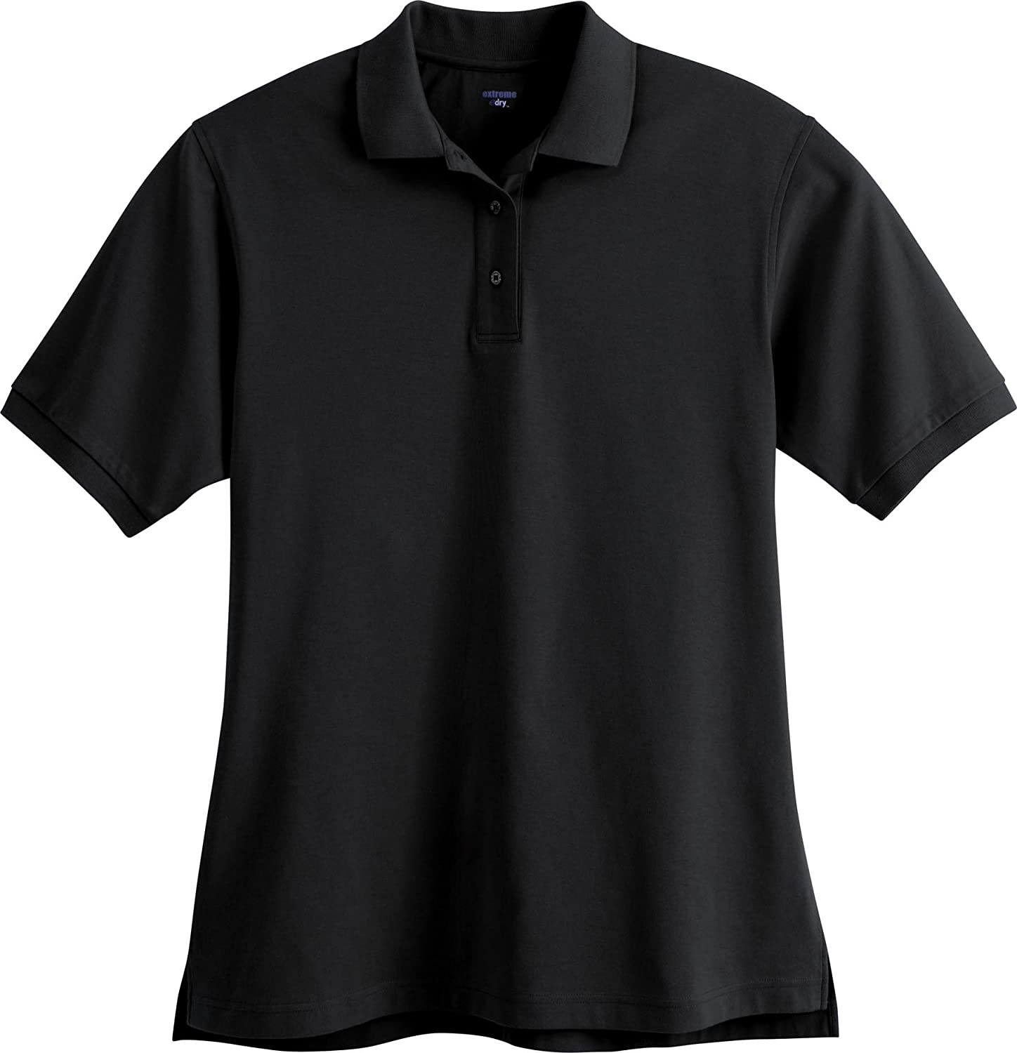 Ash City Extreme Ladies Edry&Trade; Double Knit Polo Shirt