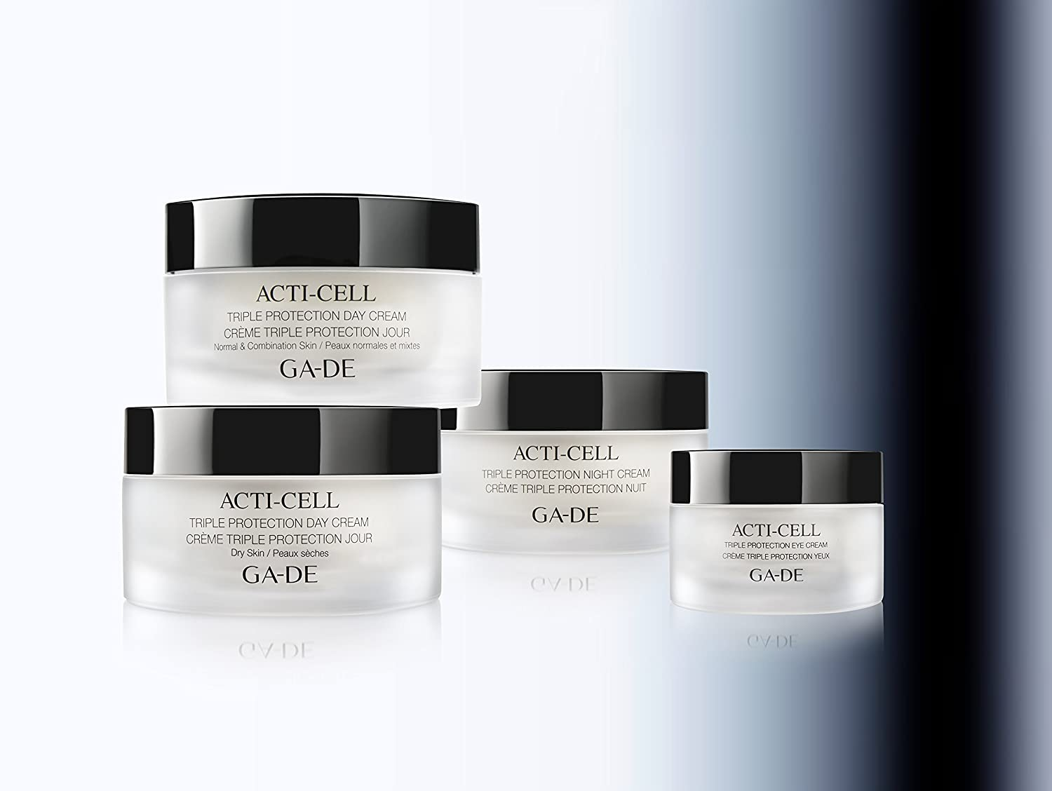 Acti-cell Triple Protection Day Cream For Dry Skin 50ml Dr Dennis Gross - Hydra-Pure Firming Serum - 30ml/1oz
