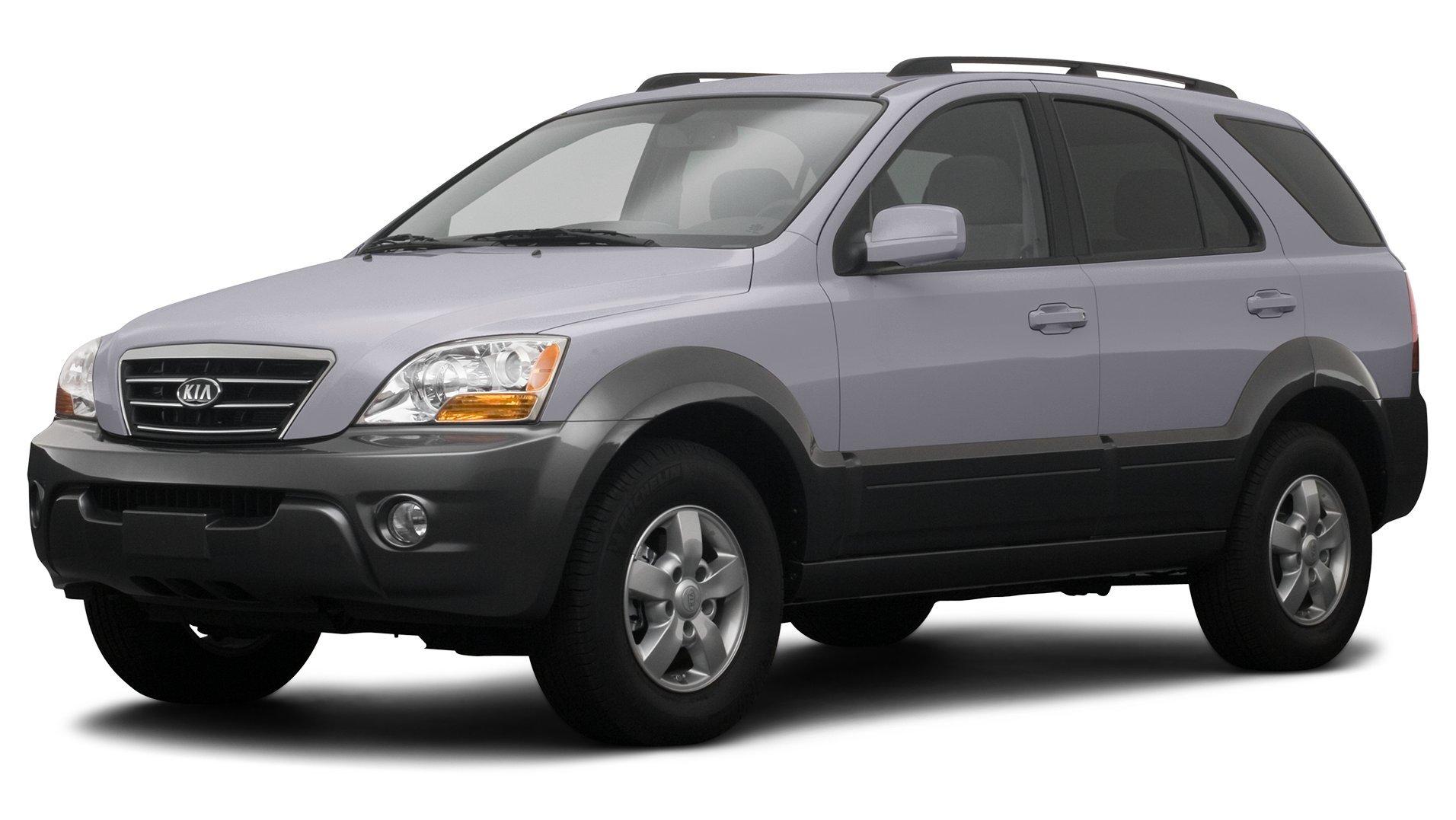 2008 Kia Sorento Reviews Images And Specs Vehicles 2 0 Engine Diagram Wheel Drive 4 Door Base