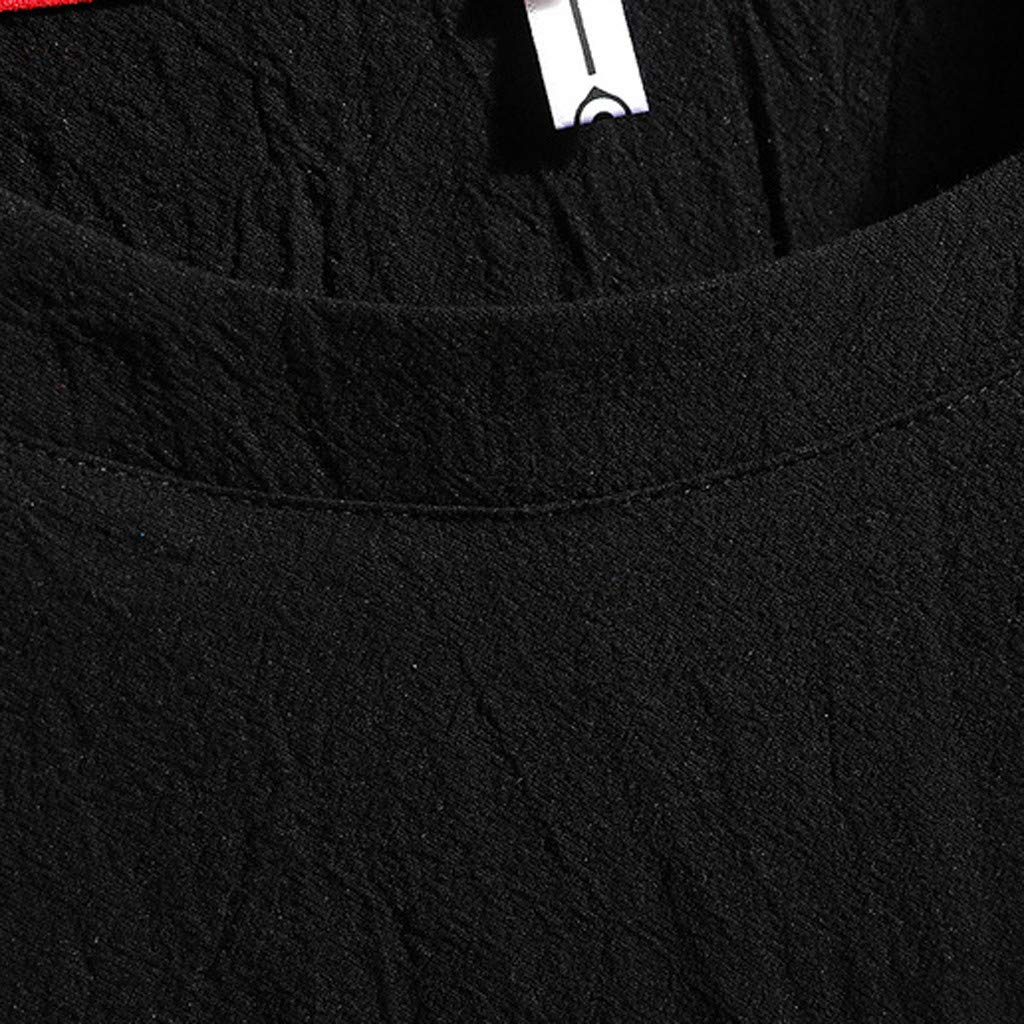 Mens Slim Fit Cotton Blend Short Sleeve Casual T-Shirt Tops Crew Neck Tee Classic Fit Basic Shirts