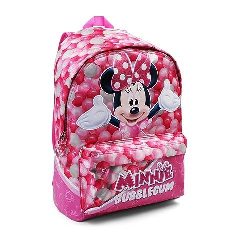 Karactermania Minnie Mouse Bubblegum Mochilas de A Diario, 42 cm, 21 litros, Rosa