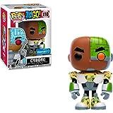 Funko POP TV: Teen Titans Go! - Cyborg (Camo) - Walmart Exclusive