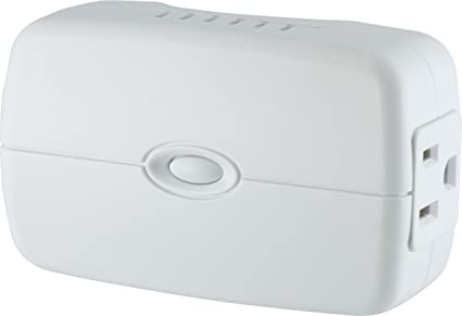GE Z-Wave Wireless Lighting Control L& Module with Dimmer Control Works with Alexa  sc 1 st  Amazon.com & GE Z-Wave Wireless Lighting Control Lamp Module with Dimmer Control ...
